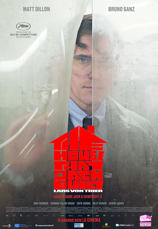The House That Jack Built (2021)