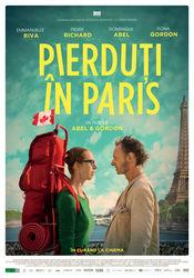 Poster Paris pieds nus