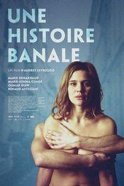 Poster Une histoire banale
