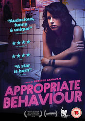 Poster Appropriate Behaviour