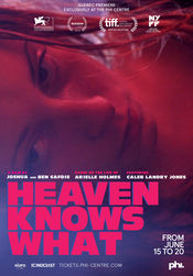 Poster Heaven Knows What