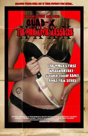 Poster Quad X: The Porn Movie Massacre