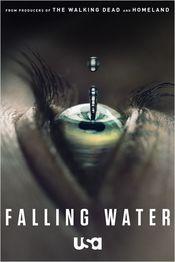 Poster Falling Water