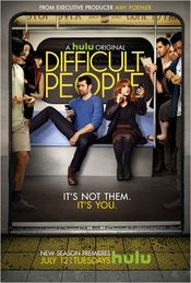 Poster Difficult People