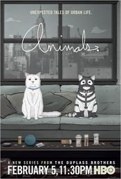 Poster Animals.