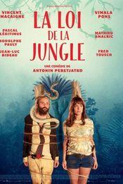 Poster La loi de la jungle