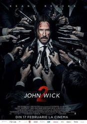 Poster John Wick: Chapter 2