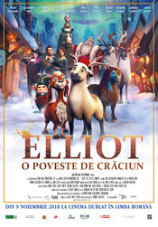 Poster Elliot the Littlest Reindeer