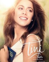 Poster Tini: El gran cambio de Violetta