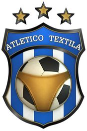 Poster Atletico Textila